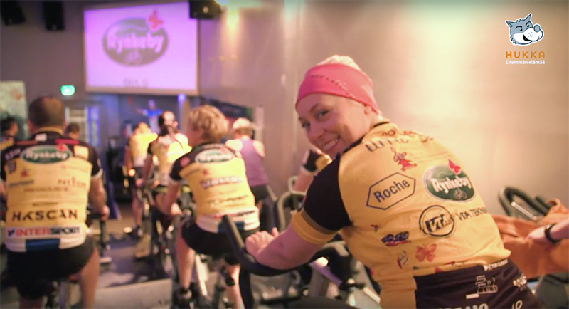 Team Rynkeby Cycling Maraton