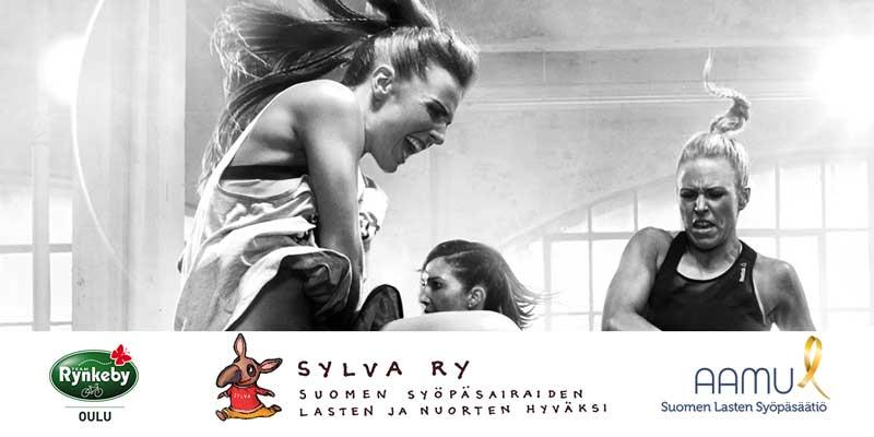 10.3. BODYCOMBAT-maraton syöpäsairaiden lasten ja nuorten tueksi!