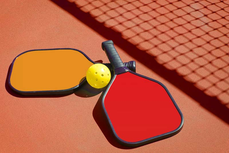 Pickleball-turnaus 2.2.