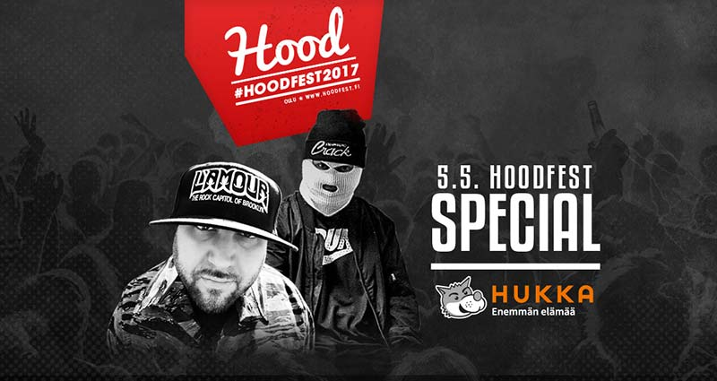 Friday's Special 5.5. – Hoodfest Special!