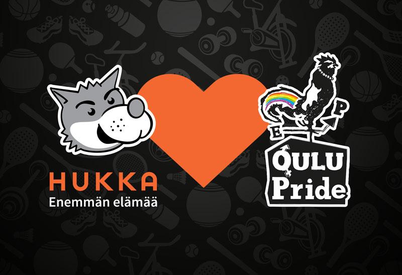 Oulu Pride 2018 -tapahtumayhteistyö