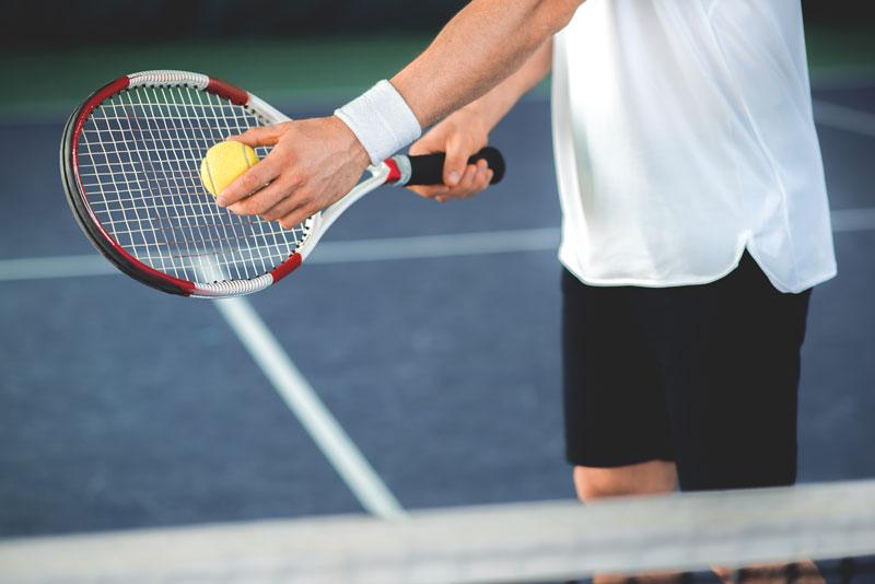 Tennistapahtumat loppuvuodelle 2018