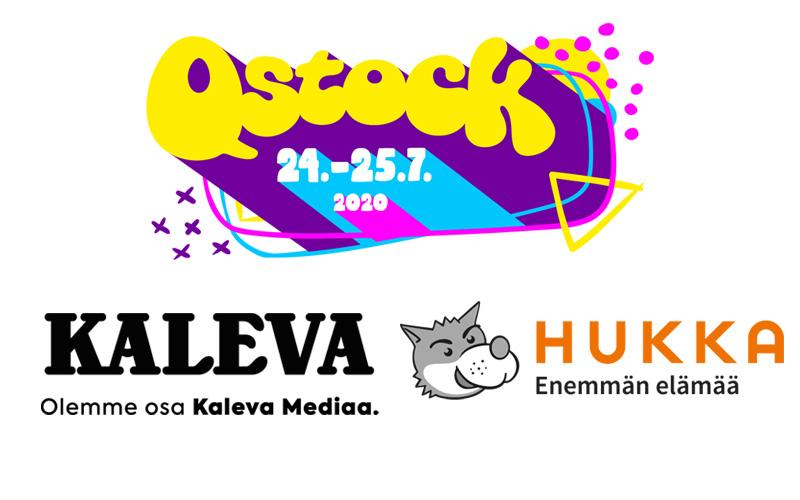 Qstock + Kaleva + Hukka = Enemmän Elämää! (Loppuunmyyty)