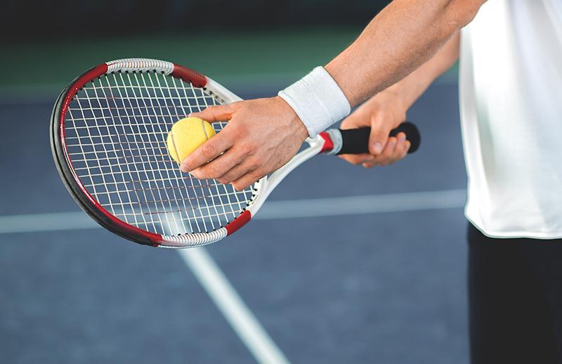Ilmoittaudu tennisvalmennuksiin viimeistään tänään!