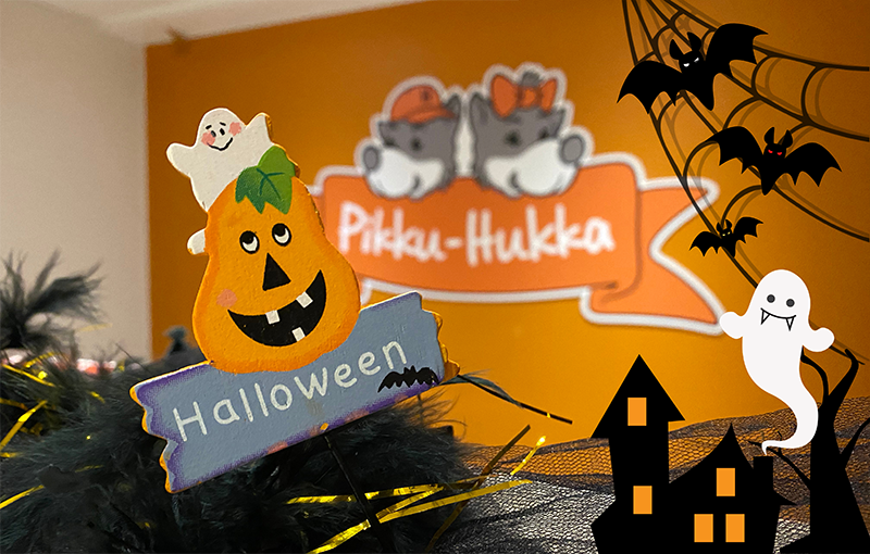 Pikku-Hukan Halloween 31.10.